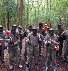 Paintballing Coventry