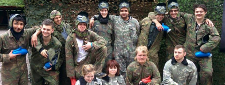 Paintball Party Leicester