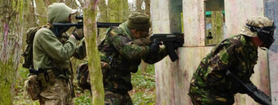 Airsoft Leicester