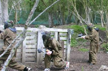 Loughborough Paintball