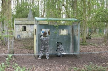 Leicester Paintball